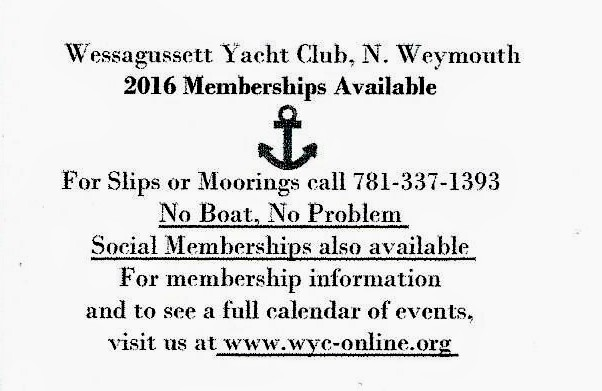 spon Wessagussett Yacht Club