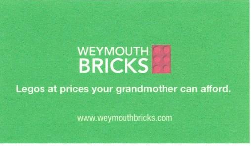 spon Weymouth Bricks