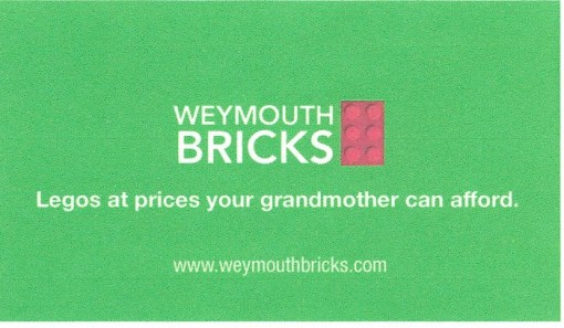 spon Weymouth Bricks