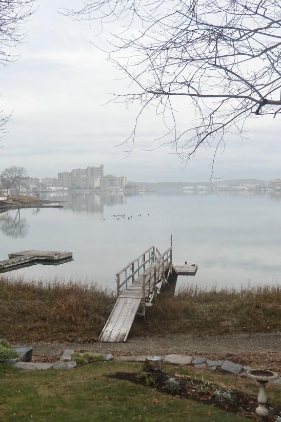 Dorey's dock