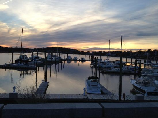 Tern Harbor sunset2