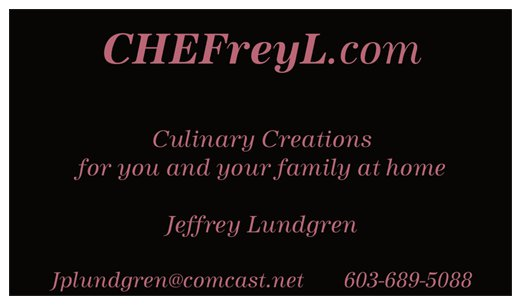 CHEFreyL.com business card