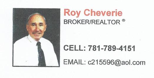 Spon Roy Cheverie